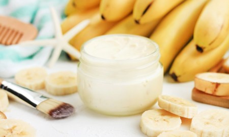 banana skincare regimen
