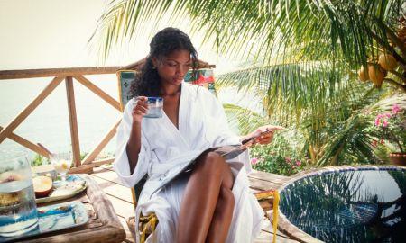 black woman wellness retreat