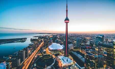 Toronto tower real estate