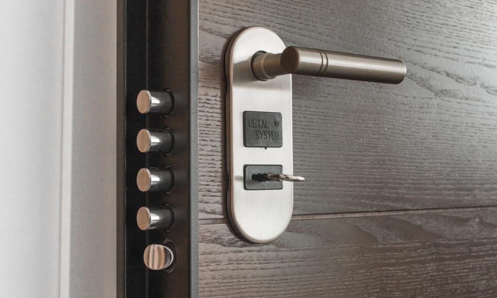 the locks door