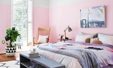 pretty women bedroom staycation