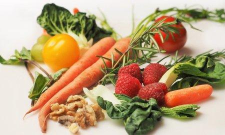 healthy food or vegetables