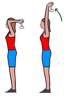 6 Exercícios Para Braços Flácidos