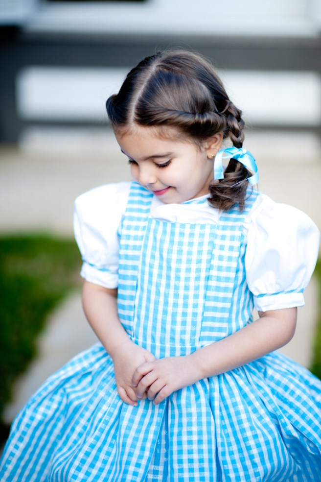 penteado Dorothy