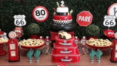 aniversário carros