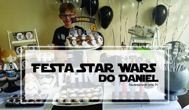 aniversário Star Wars