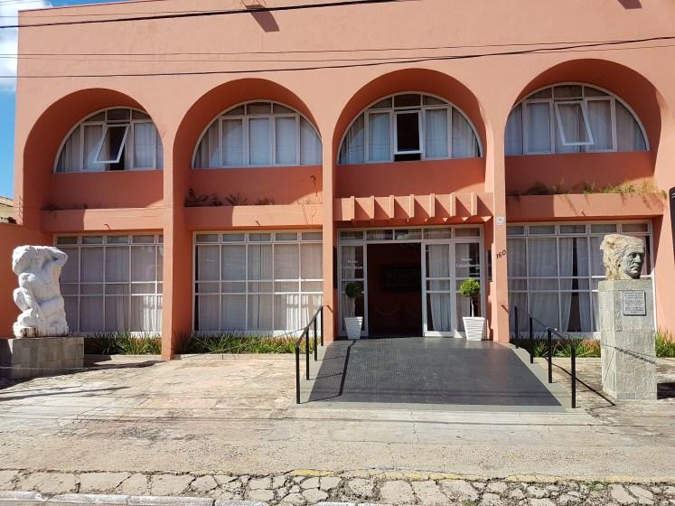Museu Calmon Barreto
