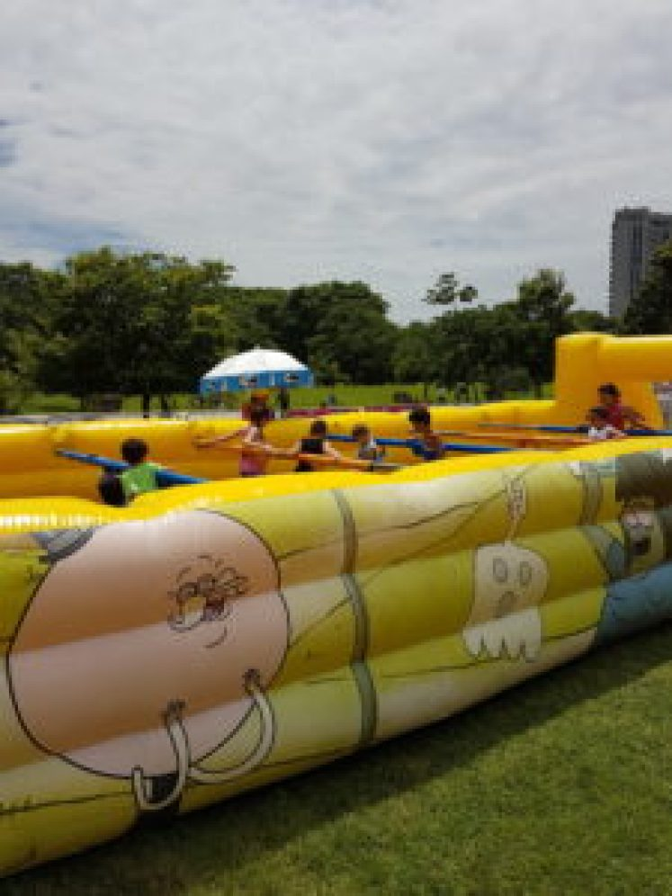 Verão Divertido Cartoon Network no Parque Villa Lobos