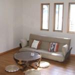 洞川温泉初のゲストハウス「客室」
