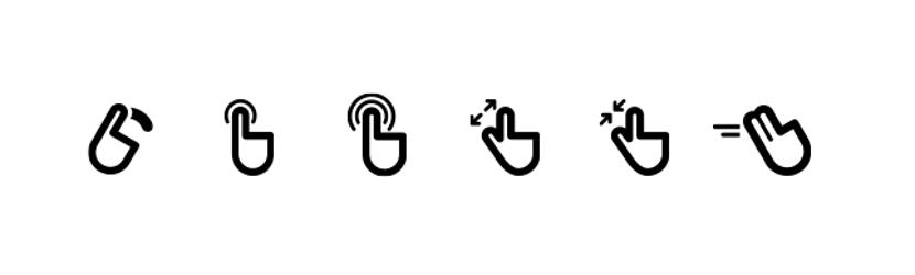 Utiliser des «gestures» sous Ubuntu