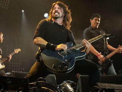 A volta do Foo Fighters