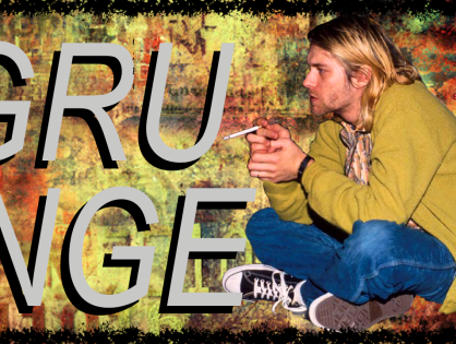 A IMPORTANCIA DO GRUNGE NO ROCK