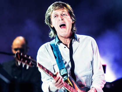 Paul McCartney, John Mayer e Bruno Mars farão shows no Brasil este ano
