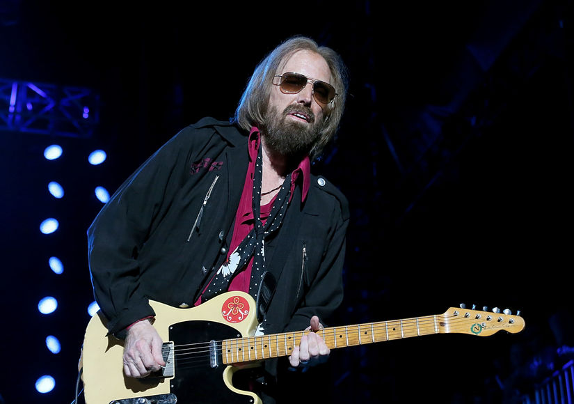 Morre Tom Petty, do Tom Petty and the Heartbreakers.