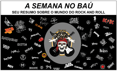 Podcast A Semana no Baú