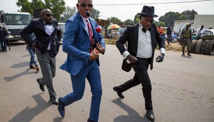 Perera:  Au deuil inoubliable de Jacquito wa Mpungu