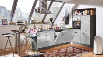 Kleine Küche optimal gestaltet