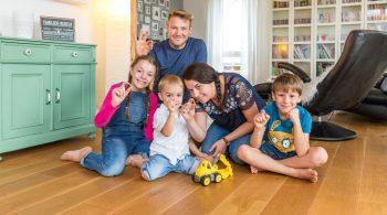 Familie Teufel - Pelletheizung - Im Sommer an die Heizung denken