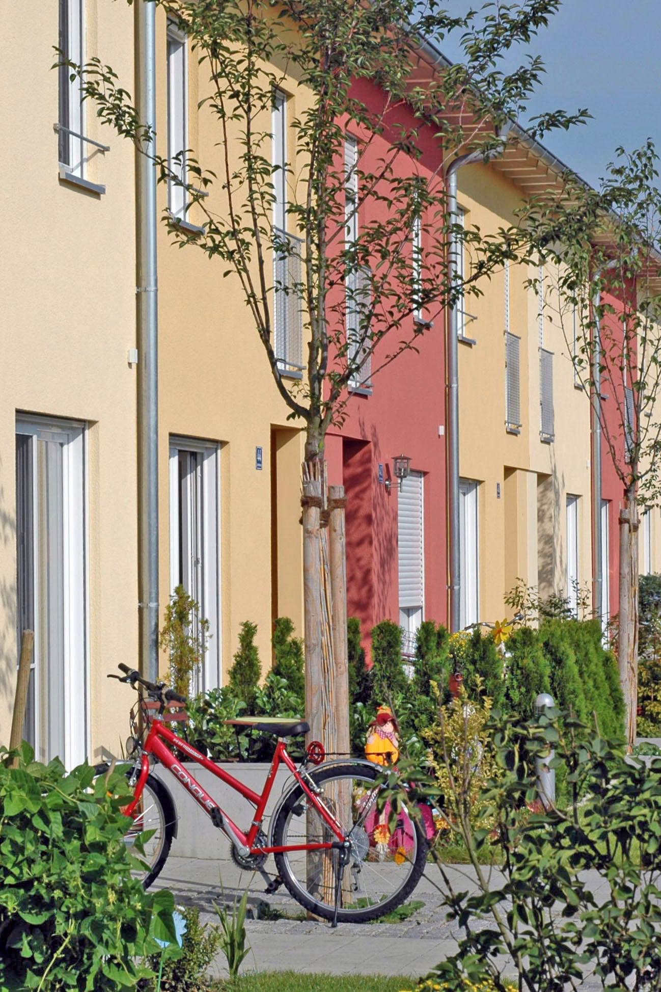 Sanierte Altbauten nach dem Gebäudeenergiegesetz