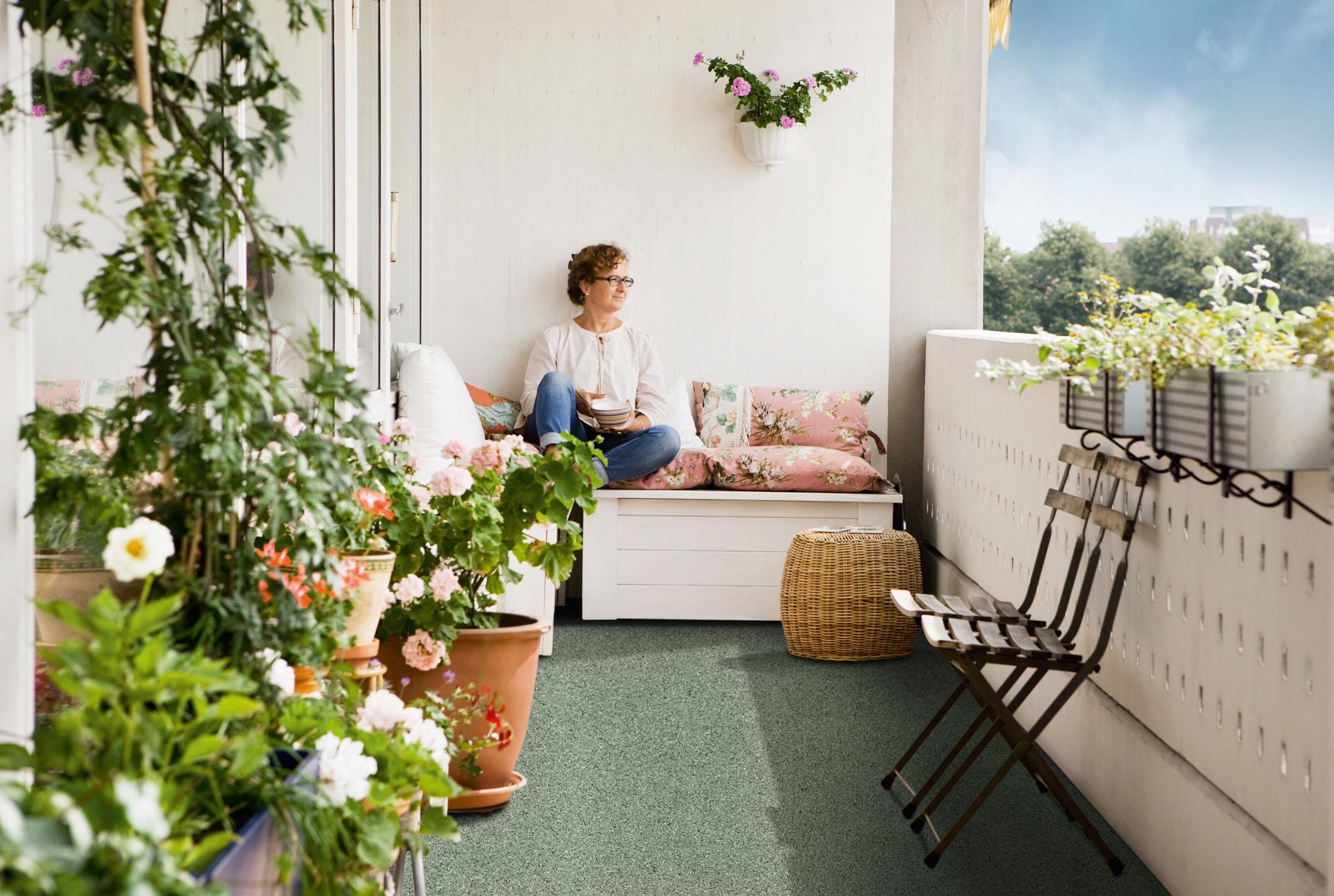 Balkon sanieren und geniessen