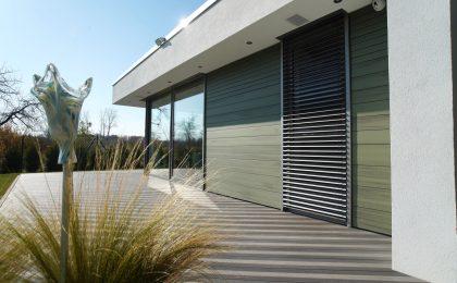 Mit Paneelen-Systemen die Fassade gestalten