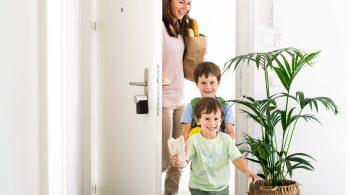 Smart Locks machen die Haustür smart