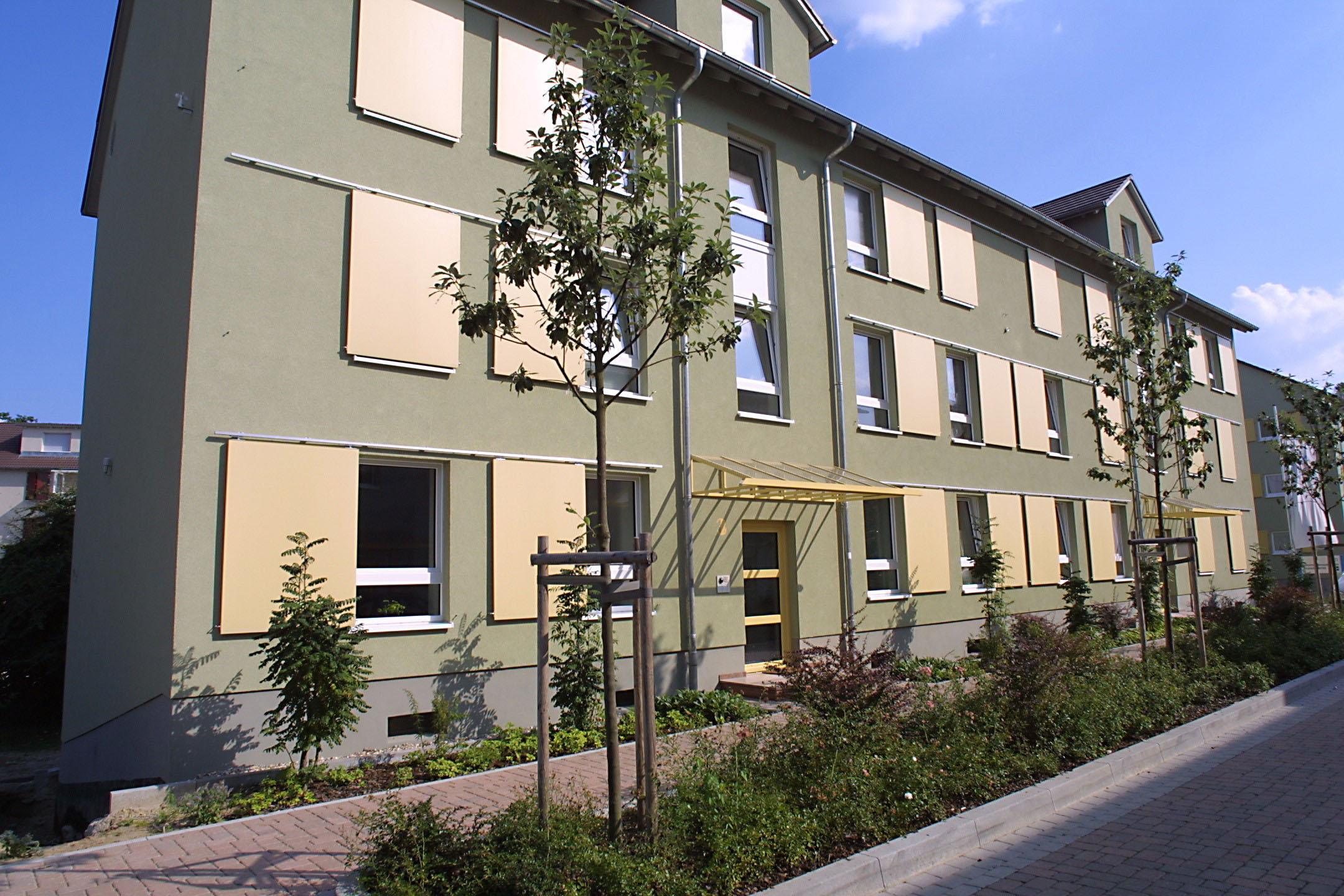 Gebäudesanierung und Nachhaltigkeit