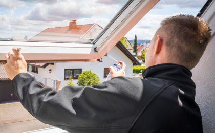 Dachfenster renovieren