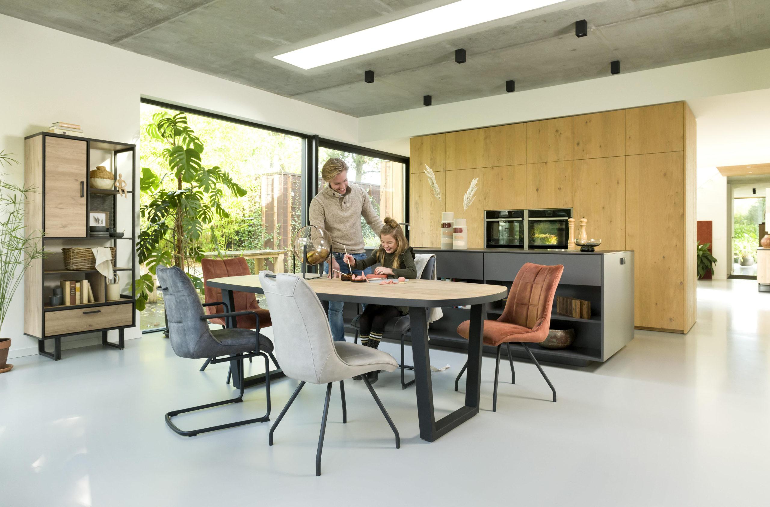 Schöner Mittelpunkt: In fünf Schritten zum idealen Esstisch
