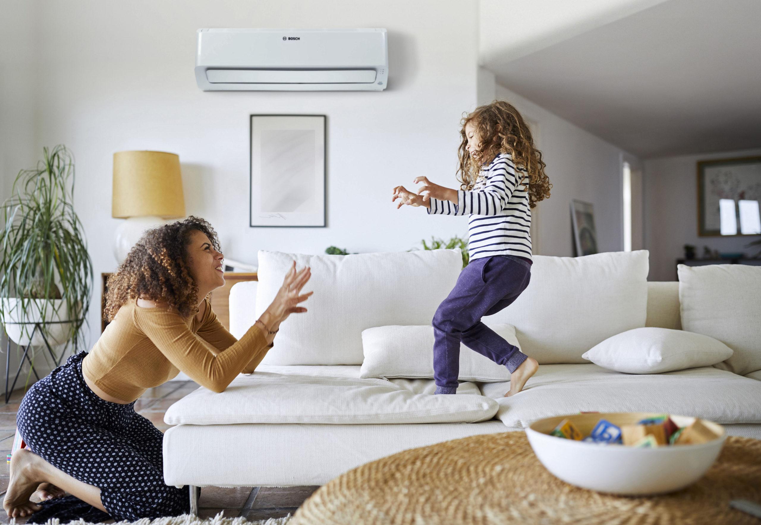 Nach dem Kauf einer Klimaanlage