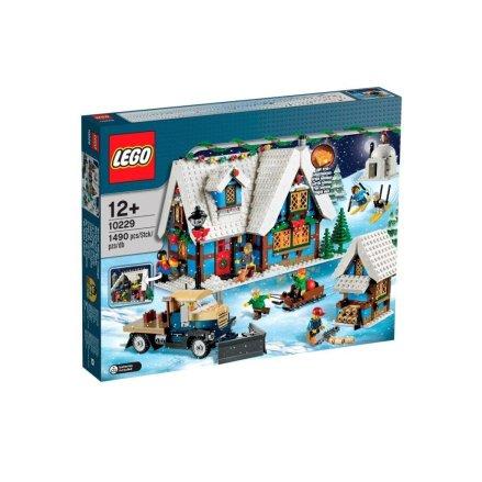 LEGO® 10229 Winterliche Hütte zu Weihnachten 2013