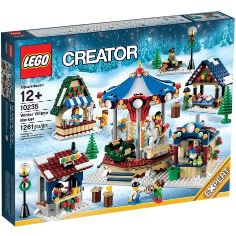 Lego 10235 Winterlicher Markt