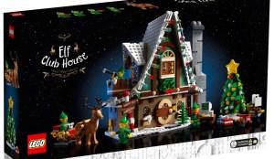 LEGO 10275 Elfen-Klubhaus (Creator Expert)