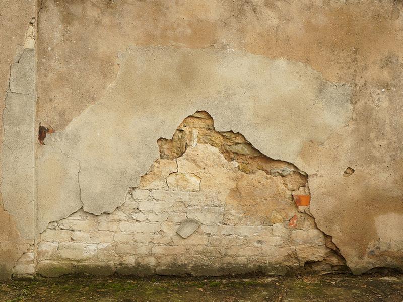Sockelputz ▷ verputzen ▷ ausbessern ▷ erneuern - bauen.de
