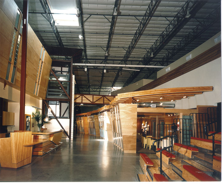 Quiksilver Headquarters  BAUER ARCHITECTS