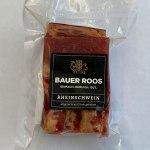 Durchwachsener Speck vom Rheinschwein – Bauer Roos