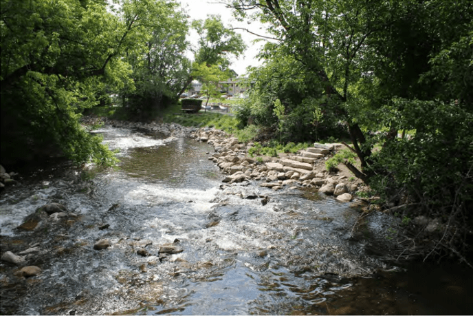 Courtesy of Streamside Ecological Services