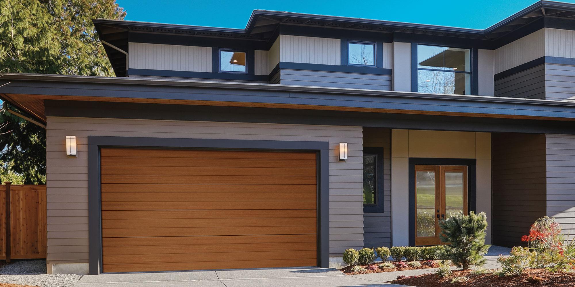 Translucent Garage Door