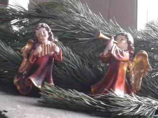 weihnacht im Kinderstall