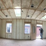 Using Spray Foam for a Country Home