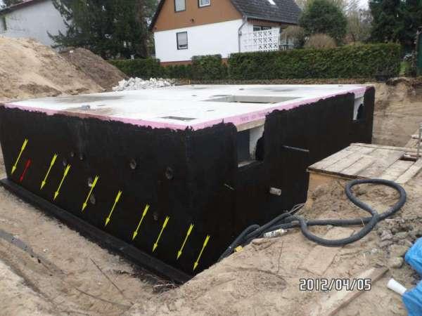 Baubegleitung Keller Kellerabdichtung
