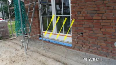 Terrassentür gegen einbrechen sichern Bauabnahme, gegen Einbruch sichern