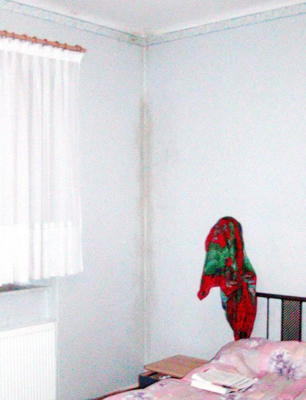 Schimmel im Schlafzimmer
