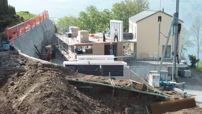 Baubetreuer Bauberatung vor Hausbau Bauabschnittsbegutachtung.Bauabschnittsbegleitung