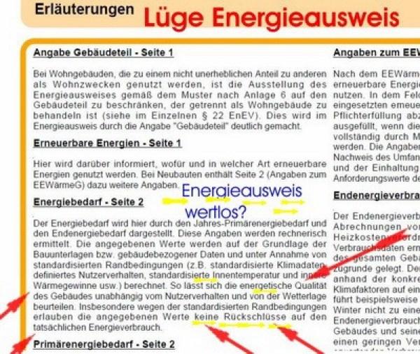 Hauskauf Checkliste mit Energieausweis KfW Energieberater