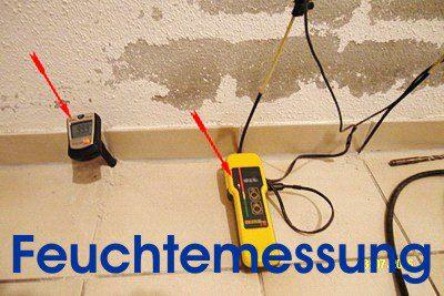 Bauabnahme Eigentumswohnung Haus check Feuchte Schlafzimmer