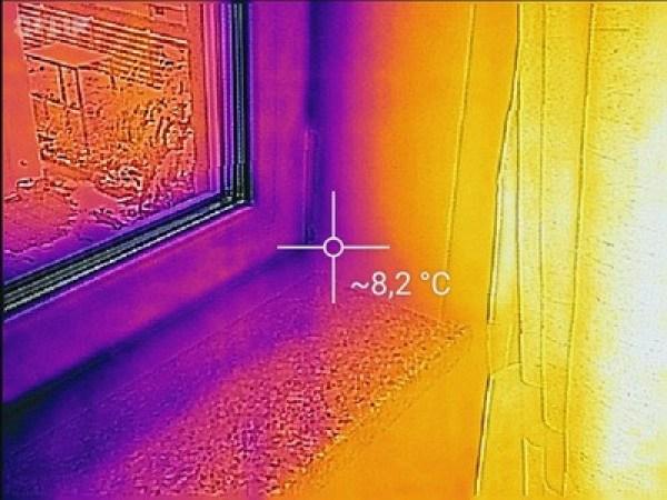Blower Door Test, Wärmebilder, Thermografie Fenster, Förderung, Kredit, Fördermittelberatung, Förderberatung