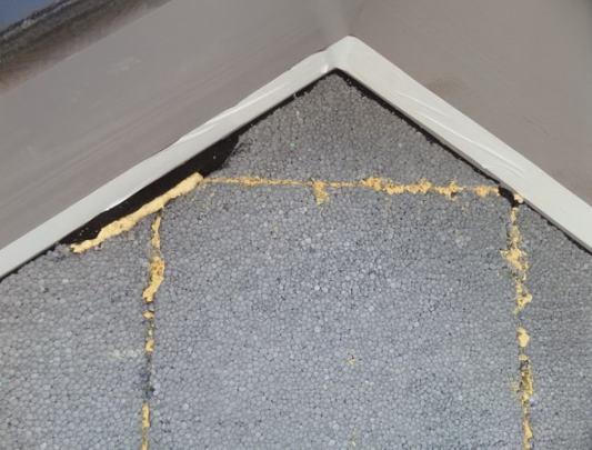 Baubegleiter Baukontrolle Fassade ISOLIERUNG