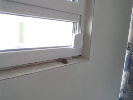 Kontrolle Baumängel bewerten Fenstereinbau beim Einbau