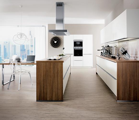 design kitchen cabinets backsplash panels bauformat   modern from germany